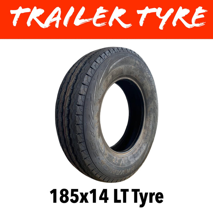 14 INCH LIGHT TRUCK TYRE (MULTIPLE SIZES)