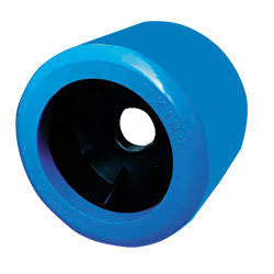 4 INCH BLUE Wobble Roller
