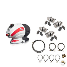 Load image into Gallery viewer, AL-KO IQ7 BRAKE KIT With Stainless Steel Calipers and S/S Brake Lines