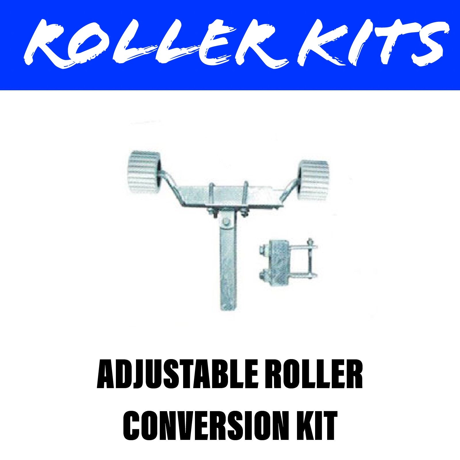 FRONT ADJUSTABLE Wobble Roller Pair