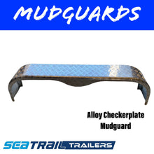 Load image into Gallery viewer, SEATRAIL 15 INCH Alloy Mudguard