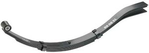 AL-KO 6 LEAF 711MM Leaf Spring Black