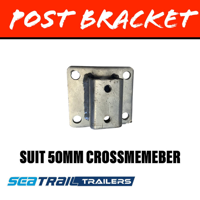 SEATRAIL 30MM SQUARE Post Bracket
