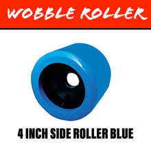 Load image into Gallery viewer, 4 INCH BLUE Wobble Roller