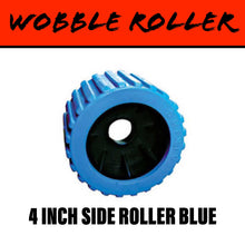 Load image into Gallery viewer, 110mm BLUE Wobble Roller