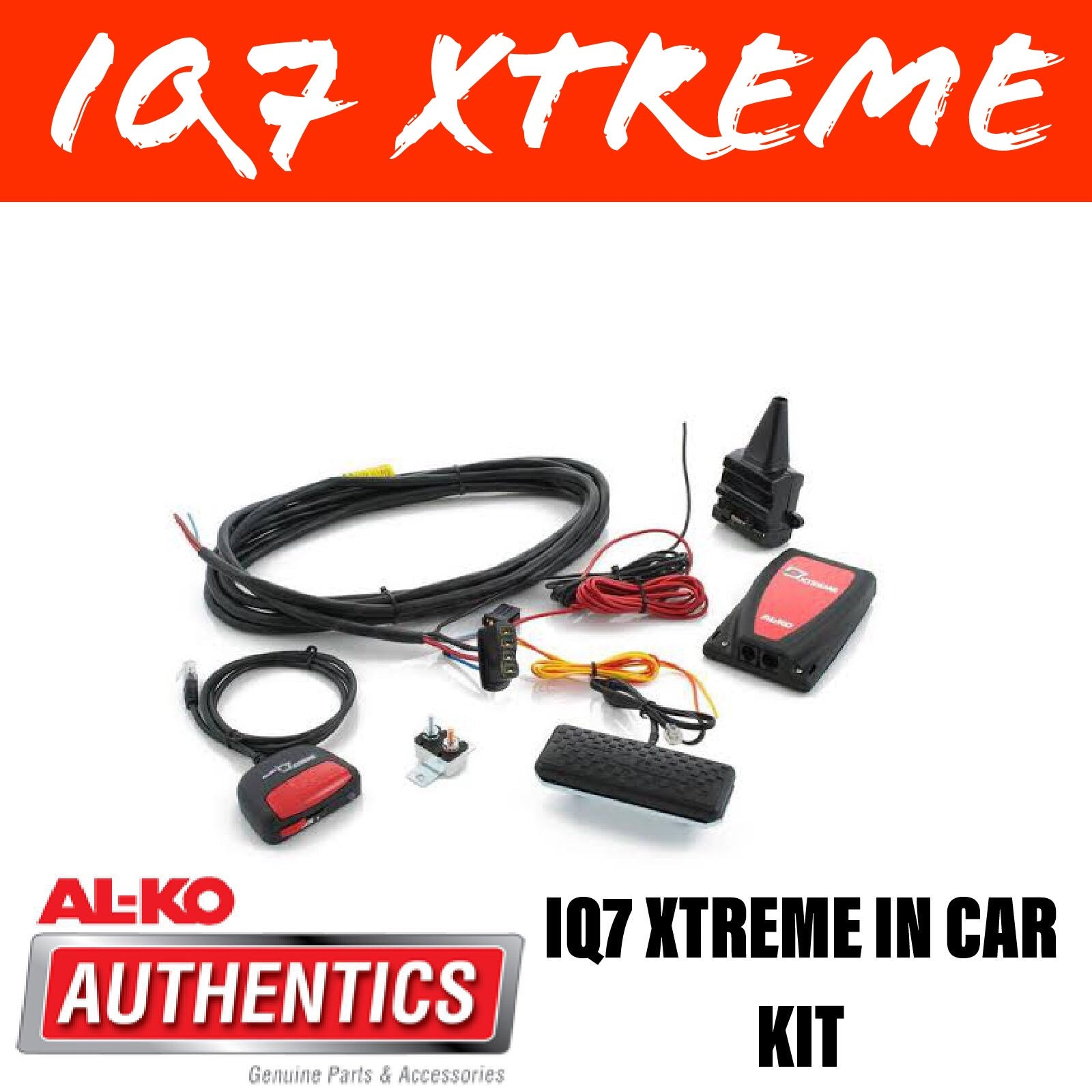 AL-KO IQ7 XTREME IN CAR KIT Manual