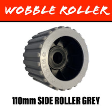 Load image into Gallery viewer, 110mm GREY Wobble Roller