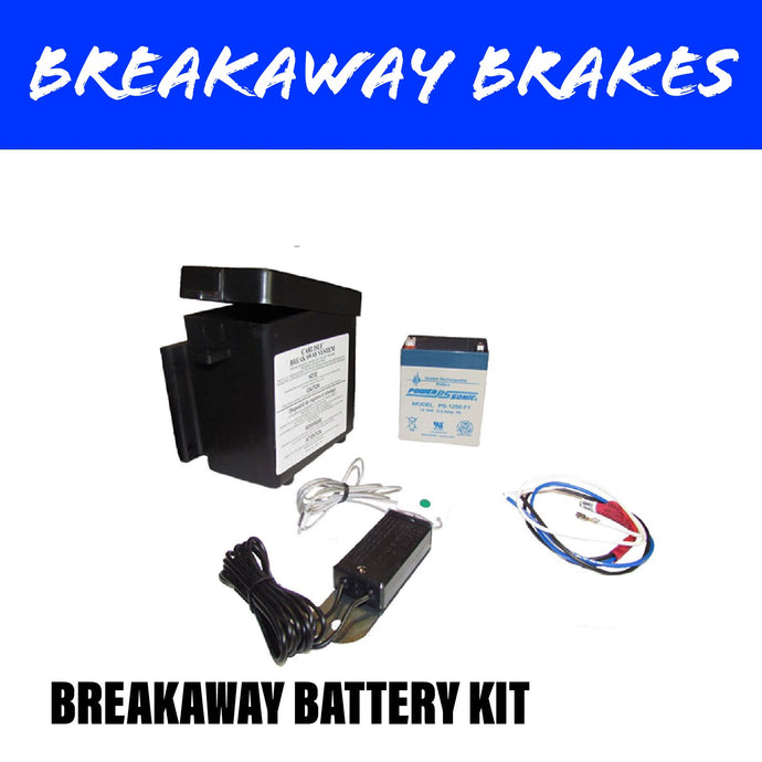 5 AMP BATTERY BREAKAWAY KIT