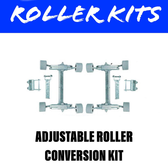 MIDDLE ADJUSTABLE Wobble Roller Kit Pair