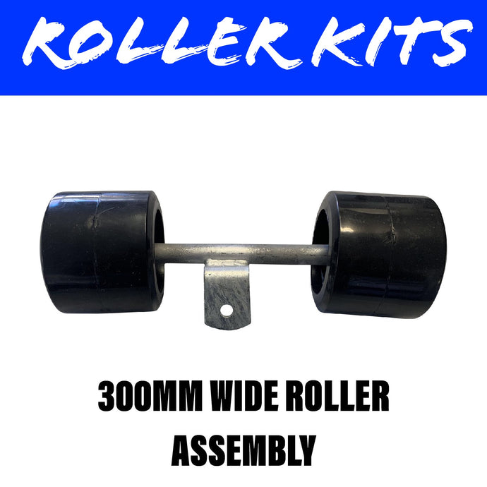 300MM WIDE ROLLER ASSEMBLY