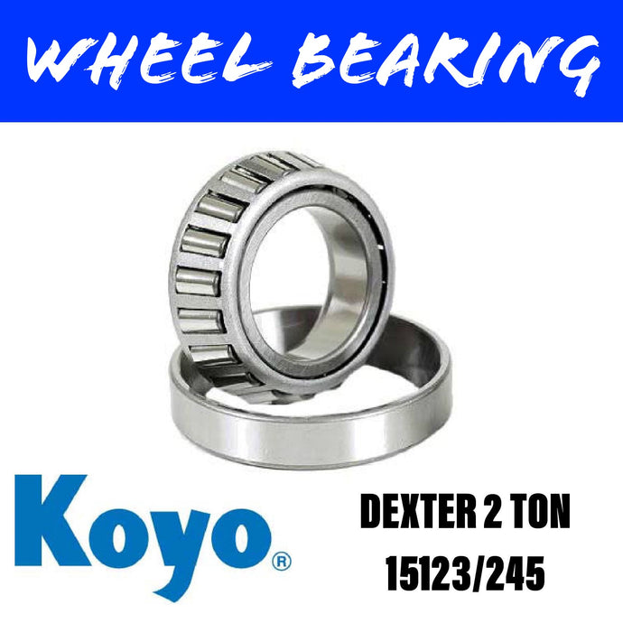 KOYO 15123/245 Wheel Bearing
