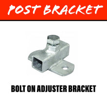 Load image into Gallery viewer, 20MM SQUARE Post Bracket Bolt On