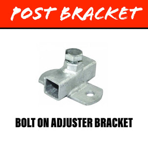 20MM SQUARE Post Bracket Bolt On