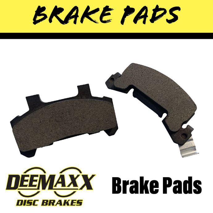DEEMAXX HYDRAULIC BRAKE PAD SET