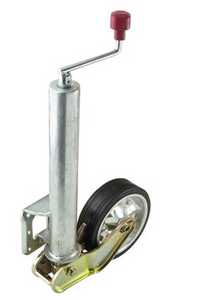 AL-KO 8 INCH PREMIUM Auto Retract Jockey Wheel