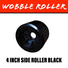 Load image into Gallery viewer, 4 INCH BLACK Wobble Roller