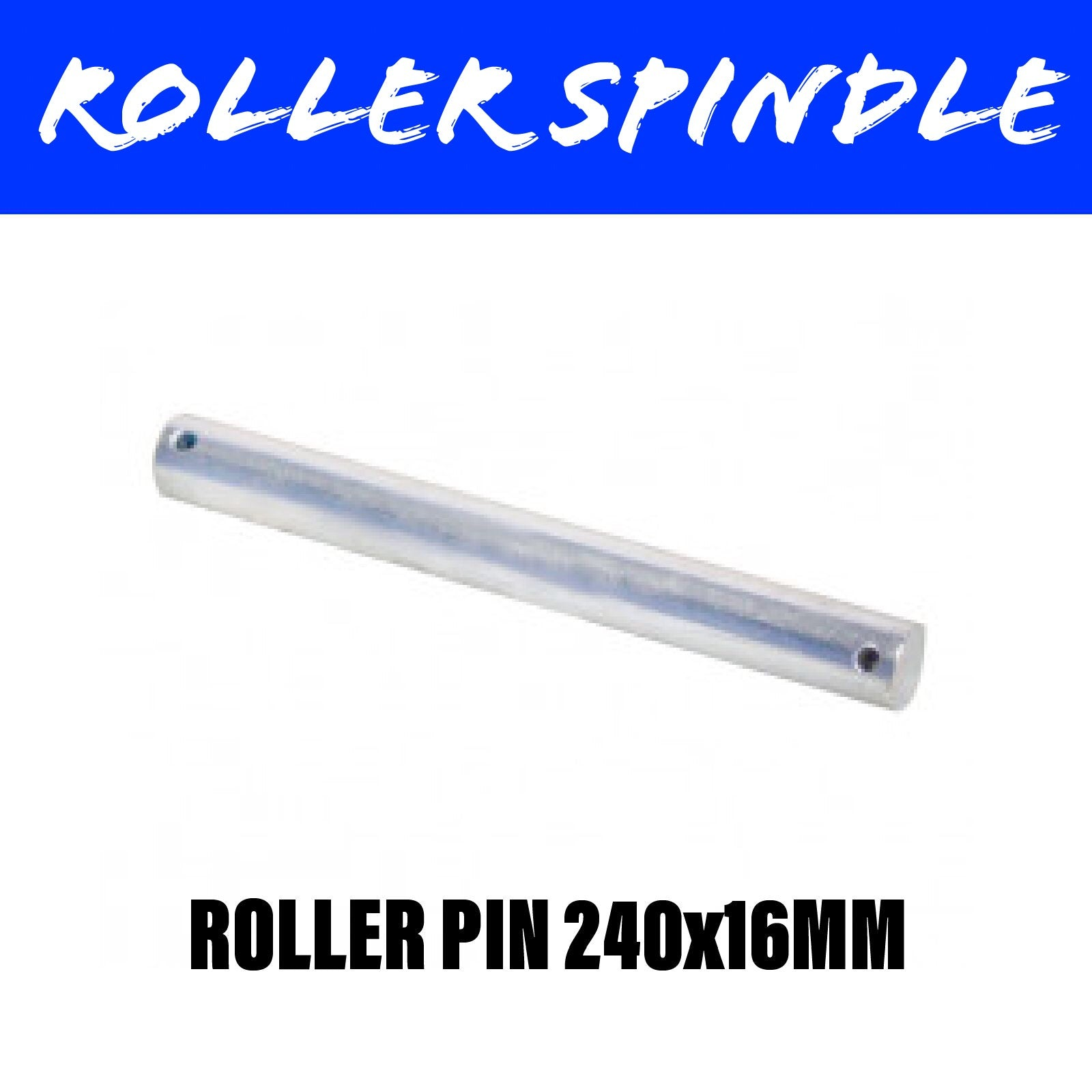 8 INCH Roller Pin