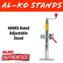Load image into Gallery viewer, AL-KO Adjustable Stand 400kg Rated