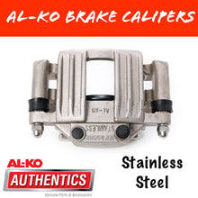 Load image into Gallery viewer, AL-KO STAINLESS STEEL Hydraulic Brake Calipers