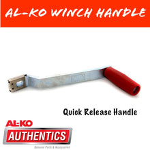 Load image into Gallery viewer, AL-KO QUICK RELEASE Winch Handle