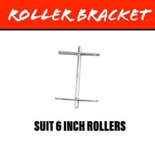 Load image into Gallery viewer, 6 INCH TANDEM Roller Bracket