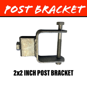20MM SQUARE Post Bracket 50X50MM