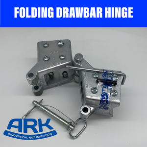 ARK EZI-FOLD Drawbar Hinge Suit 100x100mm Drawbar