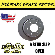 Load image into Gallery viewer, DEEMAXX 12 INCH Dacromet Ventilated Brake Rotor