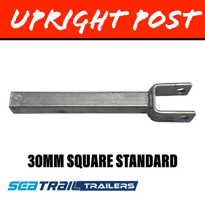 SEATRAIL 30MM SQUARE Upright Post STANDARD