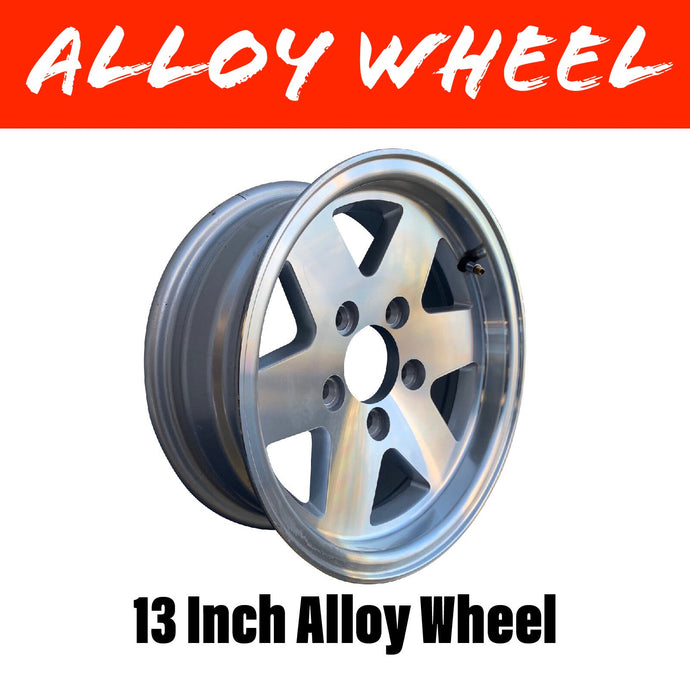 13 INCH ALLOY WHEEL
