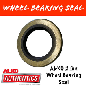 AL-KO 2 TON/ 3 TON Wheel Bearing Seal