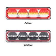 Load image into Gallery viewer, Pair LED AUTOLAMPS 520ARWM-2 MAXILAMP Sequential Indicator LED Taillights