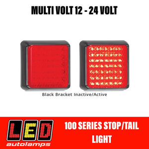 LED Autolamps 100 Series Single Function Stop Tail LED Light