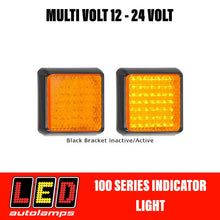 Load image into Gallery viewer, LED Autolamps 100 Series Single Function Orange Indicator LED Light
