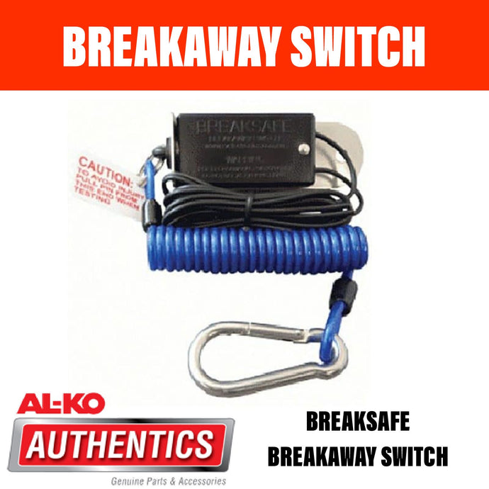 BREAKSAFE BREAKAWAY SWITCH WITH CABLE