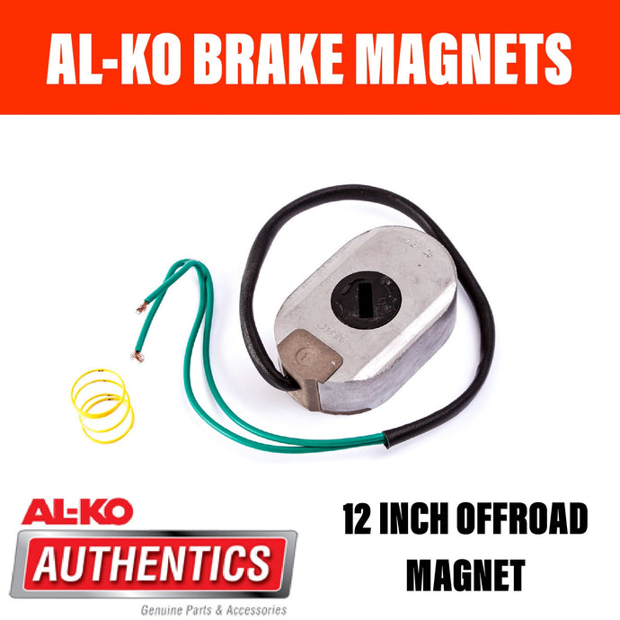AL-KO 12 INCH OFFROAD MAGNET LEFT SIDE