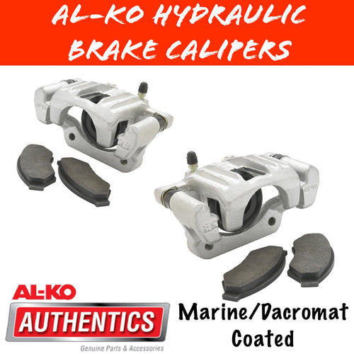 AL-KO Marine Hydraulic Brake Calipers Dacromet 1