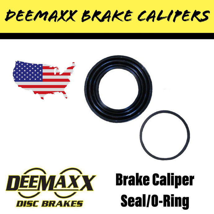 DEEMAXX BRAKE CALIPER SEAL AND O-RING KIT