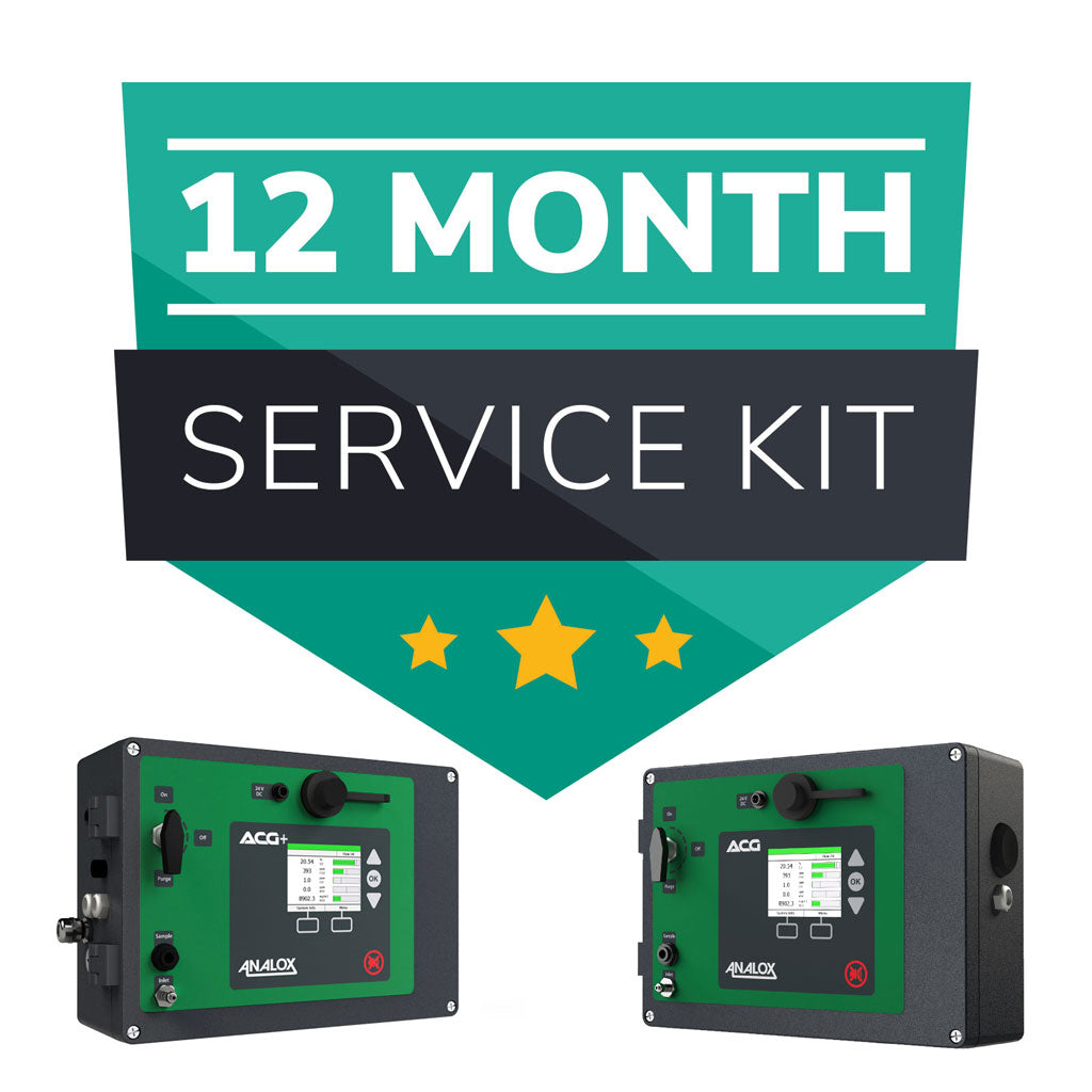 ACG+ 12 Month Service Kit
