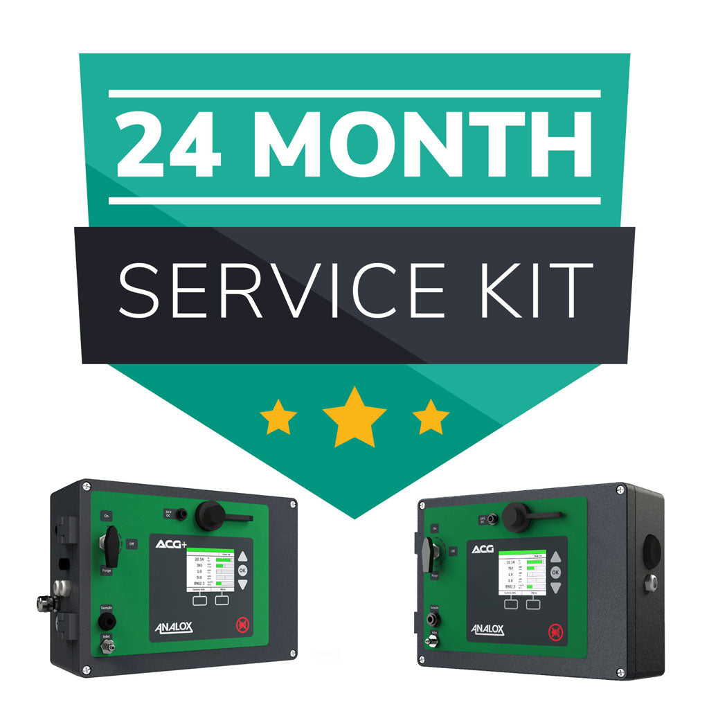 ACG+ 24 Month Service Kit