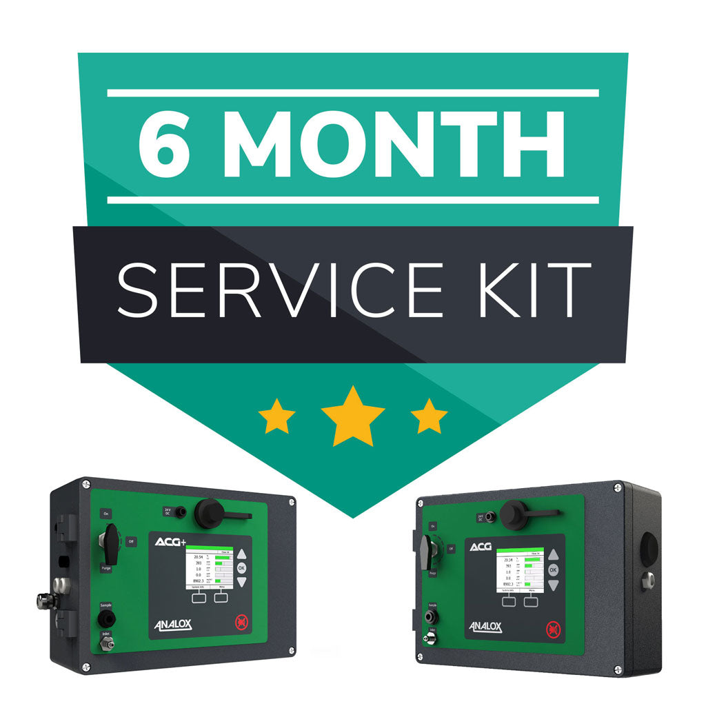ACG+ 6 Month Service Kit