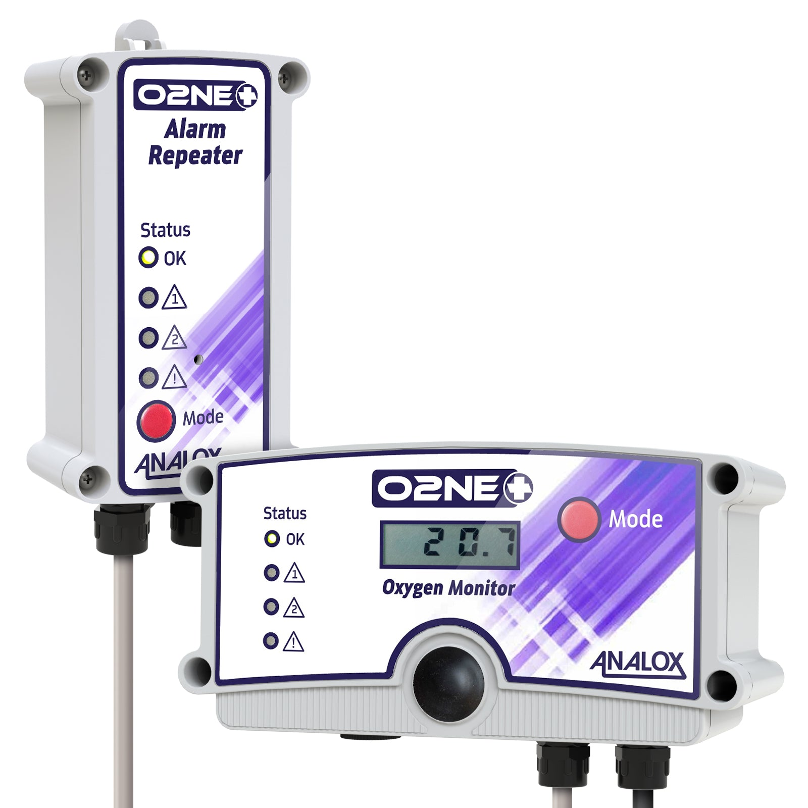 O₂NE+ Oxygen Depletion Monitor