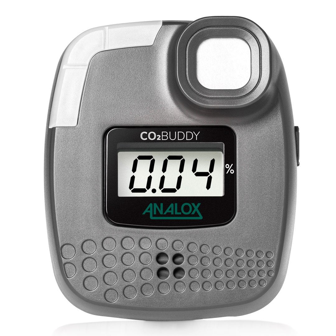 CO₂BUDDY - Portable CO₂ Alarm