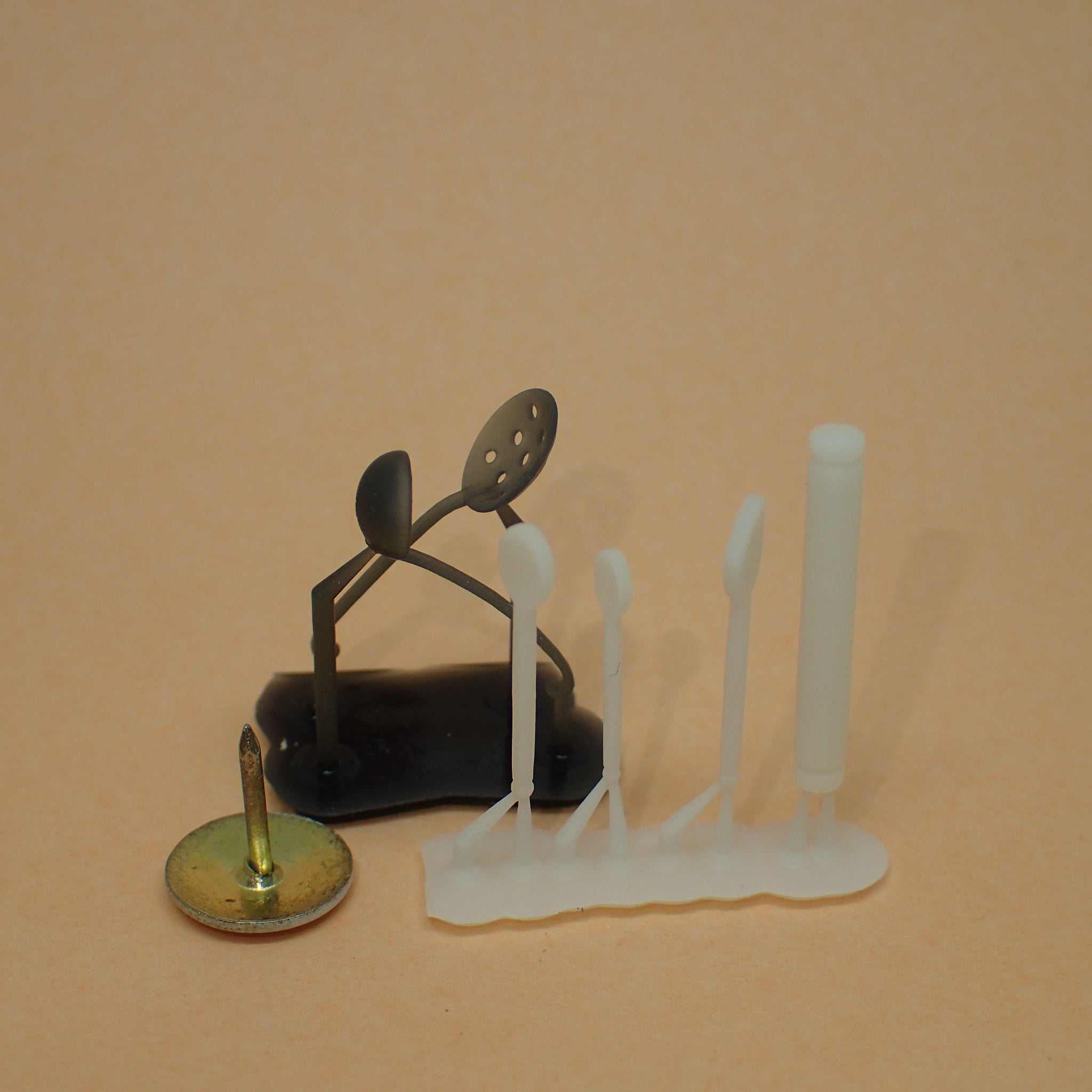 Kitchen utensils set, 1/24th scale