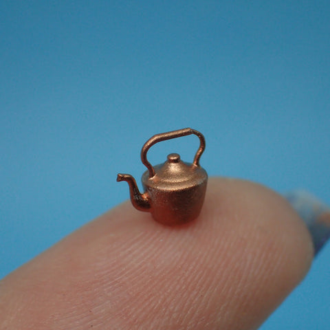 Traditional kettle, 1/48th scale