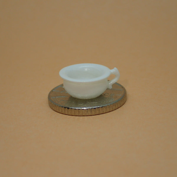Chamber pot, 1/24th scale