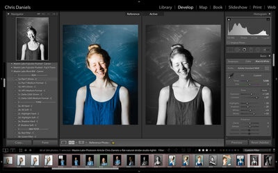 5 Amazing Lightroom Tools