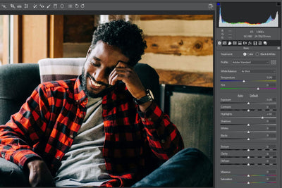 How To Use Mastin Labs Presets In Adobe Camera RAW