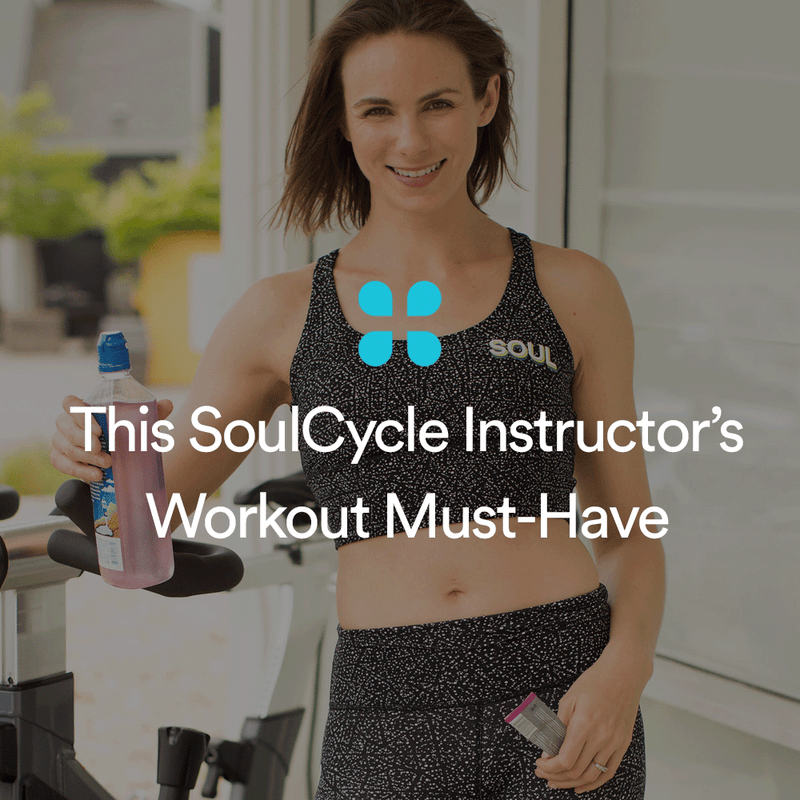 This SoulCycle Instructor's Workout Must-Have