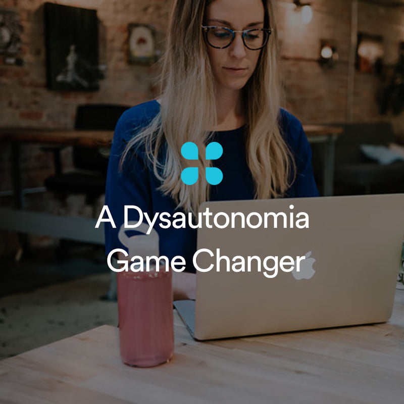 DripDrop: A Dysautonomia Game Changer
